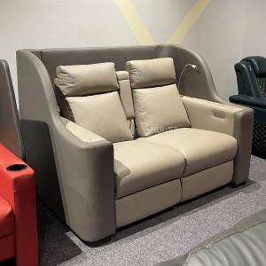 Contemporary Home Theater Sofa Movie Theater Single Or Couple Seats Set Manufactures