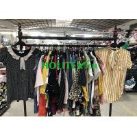 Buy cheap Various Types Used Womens Clothing Holitex Second Hand Ladies Cotton Blouse from wholesalers