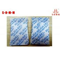 Moisture - Proof Silica Desiccant Packs With Different Weight Per Pouch Manufactures