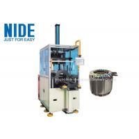 Auto Flip Structure Coil Forming Machine Automatic For Generator And Pump Motor Manufactures