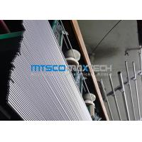 Bright Annealed Surface Duplex Steel Tube Straight Length Cold Rolled Tube Manufactures