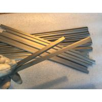 45 Degree Angle Tungsten Carbide Strips , Carbide Wear Strips 0.6um-0.8um Grain Size Manufactures