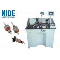 Mechanical , electrical Auto armature Turning Machine For Washing Machine Motor Rotor Manufactures