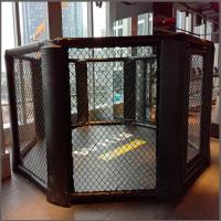 Customized Hexagon octagon cage MMA/ Muaythai/ wrestling/ martial arts/ UFC/ kick/ boxing ring Manufactures