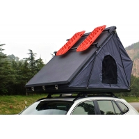 Outdoor Camping Aluminum Hard Shell Roof Top Tent Safe Pop Up Tent Manufactures