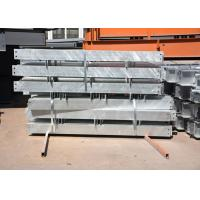 Customized shop drawing hot dip galvanized structural steel members Manufactures