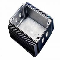 OEM 0.01MM High Accuracy CNC Machining Aluminum Case For USA Markets Manufactures