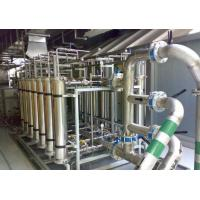 China Anti Pollution Desalination Membrane Filtration System Simple operation on sale