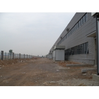 Buy cheap Welded H Beam 80*60M Stainless Steel Structure Warehouse from wholesalers