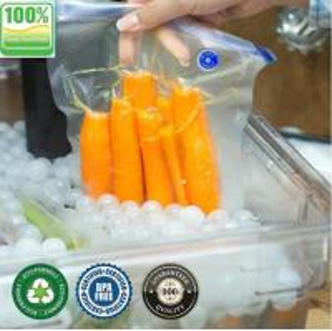 vacuum sealer storage bag Heat seal laminated transparent vacuum plastic food packing bags for sausage, BAGPLASTICS. BAG Manufactures