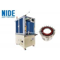 Auto 18 Slots Electric Stator Coil Winding Machine Customized Color 380V Voltage Manufactures