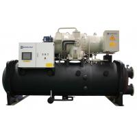 Buy cheap High Efficiency Falling Film Centrifugal Water Cooled Chiller 380-415V / 3Ph / from wholesalers