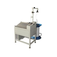 Nanbo 1/4'' Single Plastic Spiral Coil Forming Machine 110kg Weight Manufactures