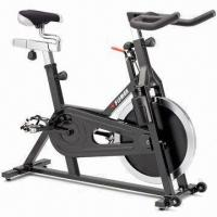 Fitness Bike for Commercial Use, with Steel-coated Liquid Painted Frame Manufactures