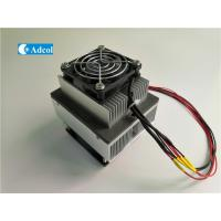 25W 12VDC Peltier Thermoelectric Cooler Air Conditioner TEC Module Cooling Manufactures