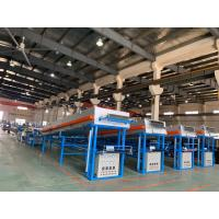 Buy cheap Electric Copper Cable Coiling Machine , Automated Copper Wire Tinning Machine from wholesalers