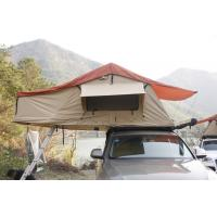 Waterproof 4x4 Roof Top Tent Car Extension Tent With 6 Cm Thickness Mattress Manufactures