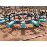 Buy cheap Concrete Pile Cutter , Variable Module Combination Quantity Hydraulic round Pile from wholesalers