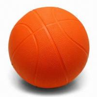 7.5-inch Basketball, Made of PU Foam Manufactures