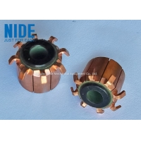 Buy cheap ODM 8 Segmented Dc Motor Collector Commutator For Push Rod Motor from wholesalers