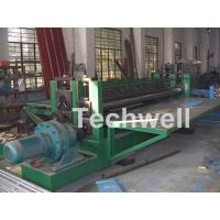 High Strength Round Wave Corrugated Sheet Roll Forming Machine Horizontal Manufactures