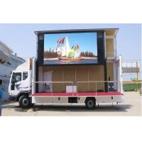 Trucks Advertising LED Mobile Billboard P16 Pixels Constant Current Drive Type Manufactures