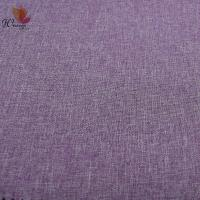 300D Two Tone Cationic Waterproof Oxford Fabric 100% Polyester PVC Coated Manufactures