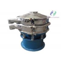 High Efficiency Rotary Vibrating Screen Machine For Aggregate / Powder Manufactures
