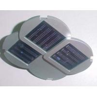2600mAh Portable Solar Charger With Mini USB And Micro-USB For Mobile Manufactures
