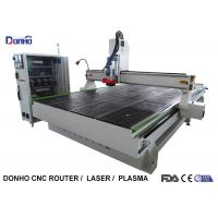 Professional CNC 3D Router Machine / CNC Engraving Machine For Fuiniture Industry Manufactures