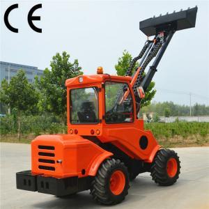 Multifunction loader DY1150 mini front loader for sale Manufactures