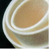Small Melting Furnace Needle Felt Filter Cloth Pps Fibers 1.8mm Thickness Manufactures
