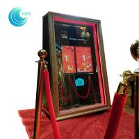 Buy cheap Cheap magic mirror booth automatic selfie mirror photo booth for sale from wholesalers