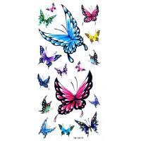 promotion vary animal tattoo sticker Manufactures