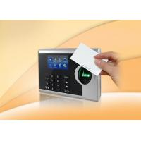Network / Standalone Biometric Time Attendance System Support ID Card Reader Manufactures