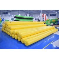 Buy cheap 4.5m Long Inflatable Swim Buoy For Pool / Inflatable Tube With Anchor Ring from wholesalers
