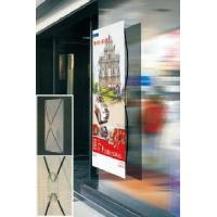 Window X Banner Stand (S-CC-X) Manufactures