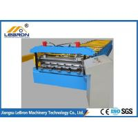 hydraulic cutting and automatic PLC corrugated roof sheet roll forming machine Manufactures