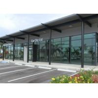 Long Life Automobile Car Sales Showroom Quick Construction Good Appearance Manufactures