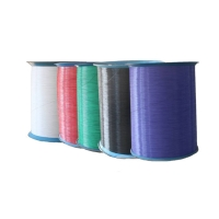 Dia 0.7mm-2.0mm 1'' Nylon Coated Wire Roll For Book Binding Manufactures