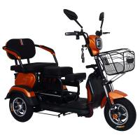 60 Voltages 32Ah Battery 800W Three Wheel Electric Scooter Manufactures