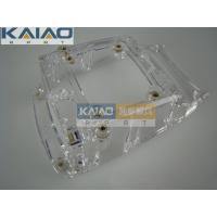 Clear Lighting CNC Machining Rapid Prototyping Automotive Reflectors Use Manufactures