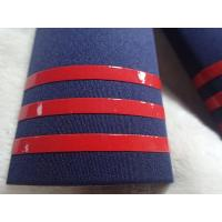 Shine And Soft Silicone Rubber Labels Printed On Military Clothing Shoulders Manufactures
