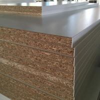 High Strength Melamine Faced Chipboard , Melamine Chipboard Sheets Quick Delivery Manufactures