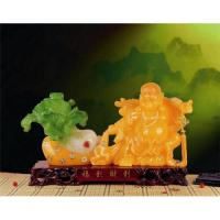 Buy cheap cabbage and buddha Handiwork Chinese religious from wholesalers