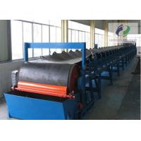 Large Capacity Strong Industrial Belt Conveyor Systems For Gravel Cement Industry Manufactures
