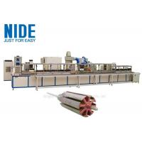 Automatic Armature Powder Coating Equipment / Rotor Powder Coating Oven Manufactures