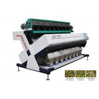 RC8 Model Bean Color Sorter Machine Identify Micro Defects Lower Energy Consumption Manufactures