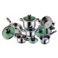 Stainless Steel Cookware sets TSS028 Manufactures