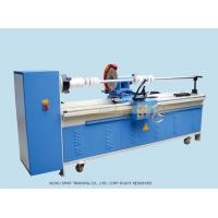 Sewing Machinery Pneumatic Semi-Automatic Slitter & Bundler Manufactures